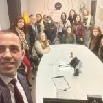 Для студентів спеціальності «Право» проведена екскурсія на ТОВ