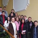 Відбулася зустріч здобувачів вищої освіти з комерційним директором ПП «ЛАРІС»