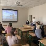 У ВТЕІ КНТЕУ на базі кафедри обліку та оподаткування відбувся студентський круглий стіл  «Сучасні тенденції розвитку обліку та аудиту в Україні»