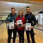 Студенти ВТЕІ КНТЕУ здобули 2 місце на Вінницькому чемпіонаті з боулінгу