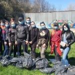 Радою студентського самоврядування ВТЕІ КНТЕУ спільно з працівниками Вінницької Муніципальної варти, було організовано акцію «Чисте довкілля»