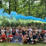 Студенти ВТЕІ КНТЕУ отримали перше місце серед інститутів та університетів у Військово-патріотичному таборі